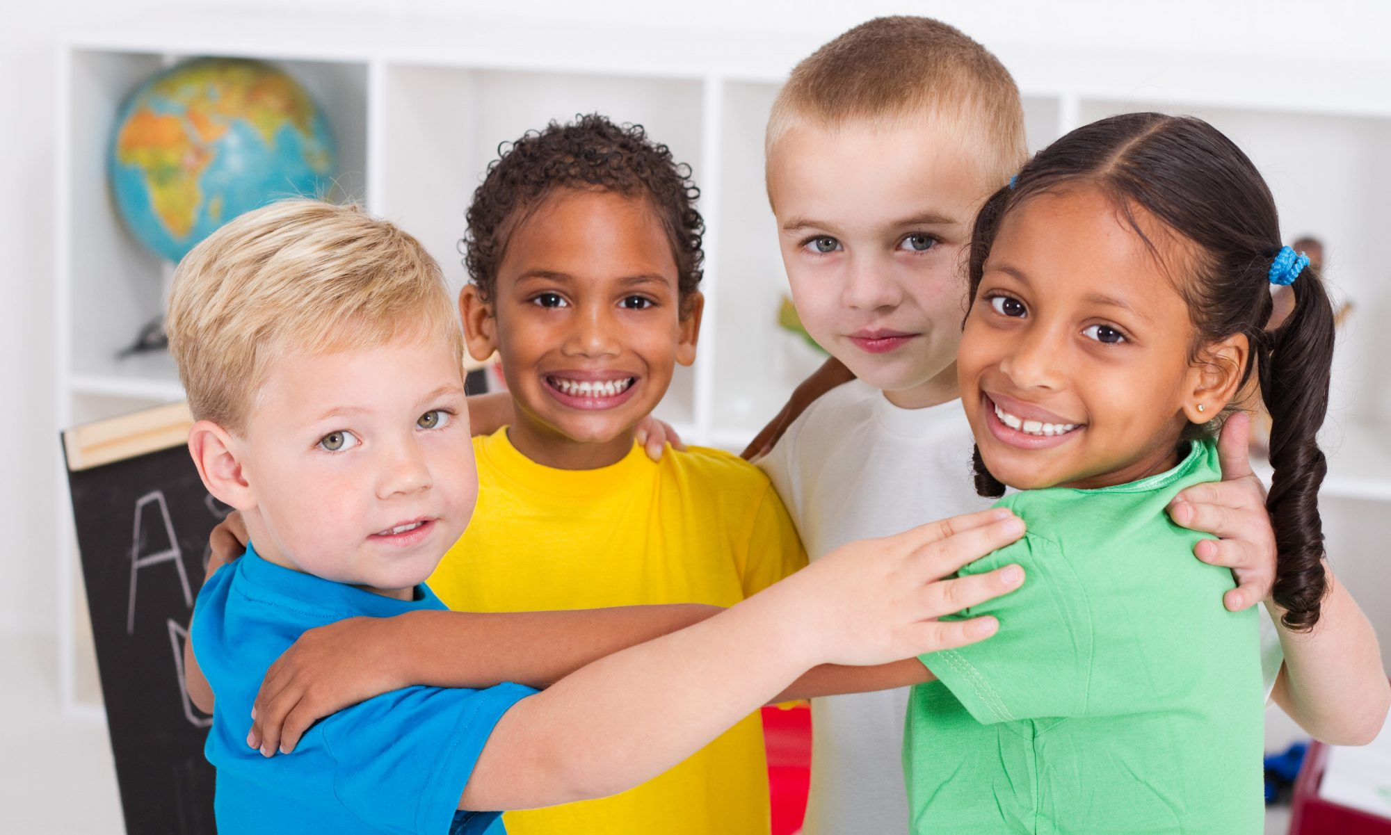 Trinity Child Care Center – Caring and Sharing Jesus